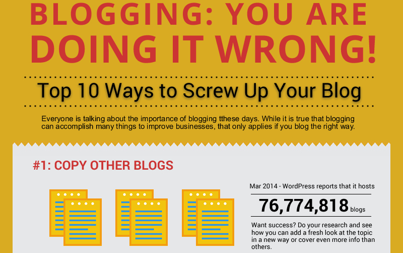 10 Crucial Pitfalls to Avoid When Blogging