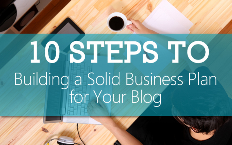 Steps to making a business plan