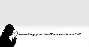 4 Amazing Search Plugins for Wordpress