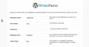 How To Install WordPress On Wamp
