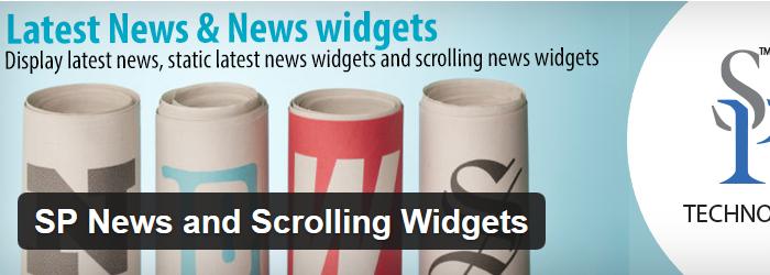 SP News and Widget