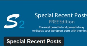 Top Free Wordpress Recent Posts Plugins