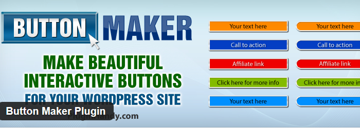 Button Maker Plugin