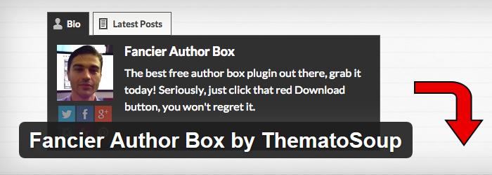 Fancier Author Box