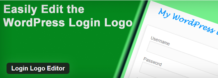 Login Logo Editor