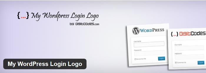 My WordPress Login Logo