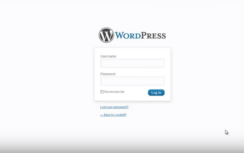 How to Reset Admin Password in Wordpress
