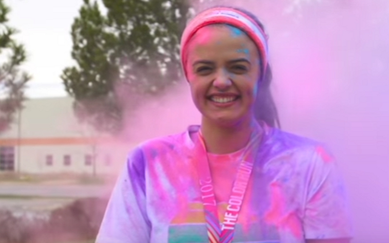 25 Funny Color Run Team Names