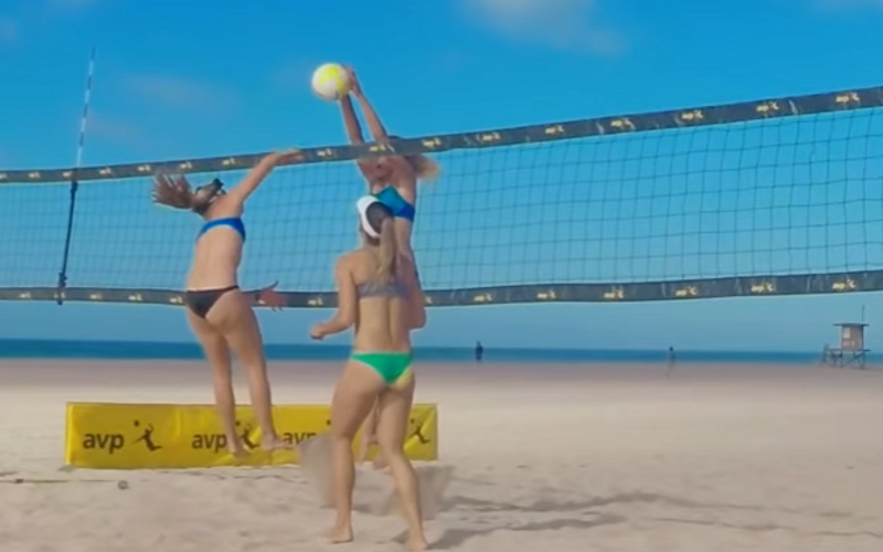 28 Funny Sand Volleyball Team Names