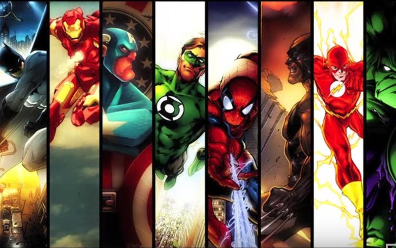 23 Cool Superhero Team Names - BlogCastFM